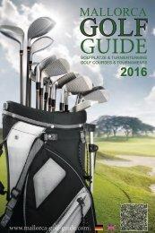 Mallorca Golf Guide 2016
