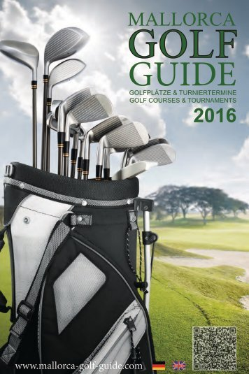 Mallorca Golf Guide 2016