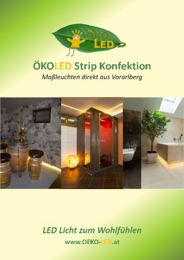 OEKOLED Strip Konfektion WVK