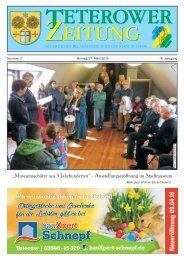 Teterower Zeitung 03.2016
