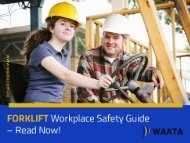 Forklift Training and Workplace Safety Guide