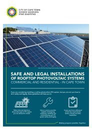 SAFE AND LEGAL INSTALLATIONS