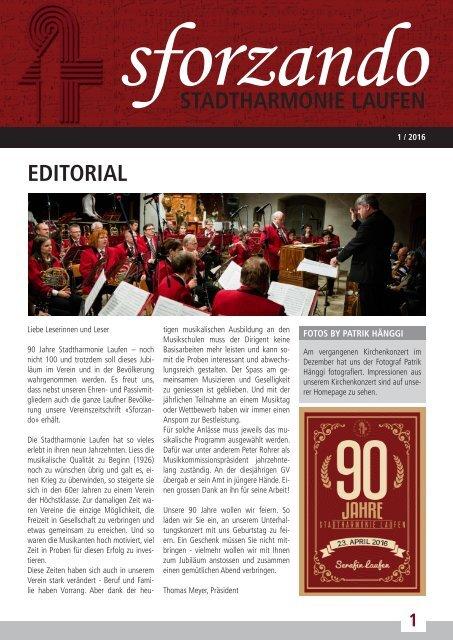 Sforzando 1-16 Homepage