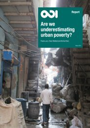 Are we underestimating urban poverty?