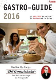 Gastro-Guide-Augsburg 2016