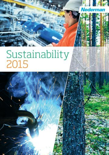Sustainability 2015