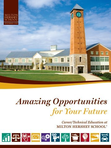 Amazing Opportunities: Career/Technical Education at MHS