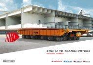 Shipyard Transporters
