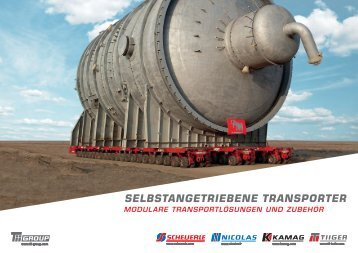 Selbstangetriebene Transporter