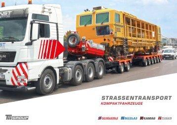 Strassentransport - Kompaktfahrzeuge