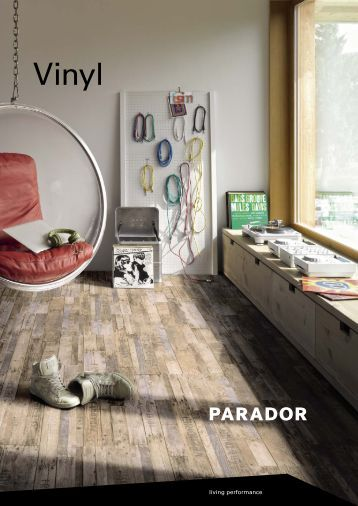 Parador Vinyl 2016