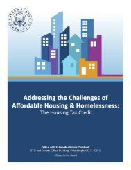 Introduction Affordable Housing Crisis