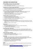 REVISION TOPICS - Page 3