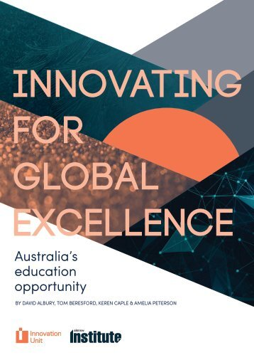 Innovating for Global Excellence