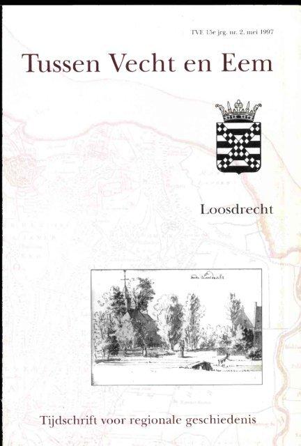Tussen Vecht en Eem 1997 - LOOSDRECHT