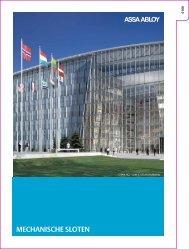 ASSA ABLOY Project cataloog 2016 NL