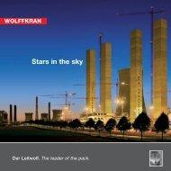WOLFF trolley jib cranes - Wolffkran