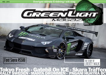 GreenLight Magazine #2 - 16