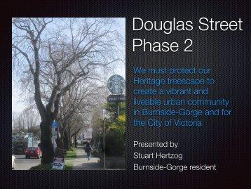Douglas Street Phase 2
