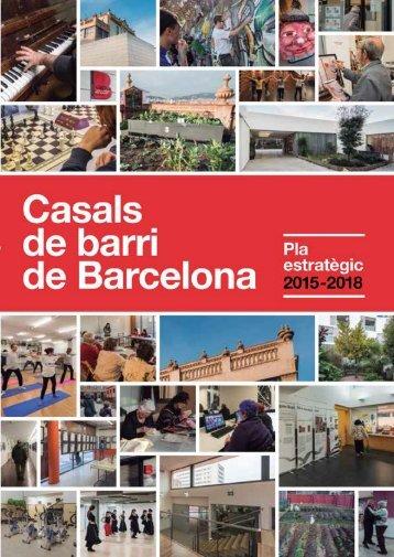 Casals de barri de Barcelona