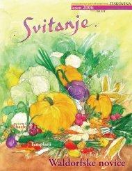 Revija Svitanje - Jesen 2006