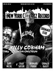 BILLY COBHAM