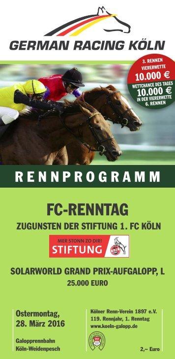 FC-RENNTAG