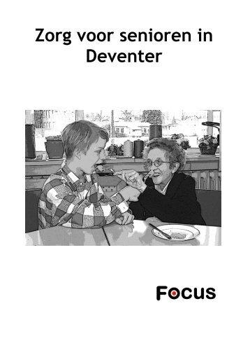 Zorg voor senioren in Deventer-apr.09 - Raster Groep