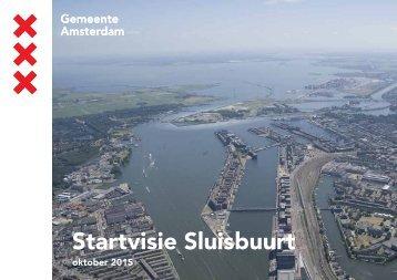 Startvisie Sluisbuurt