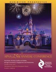 APNA25th - American Psychiatric Nurses Association