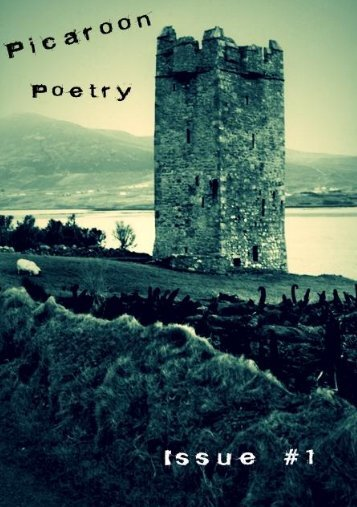 Picaroon Poetry - Issue #1 - March 2016