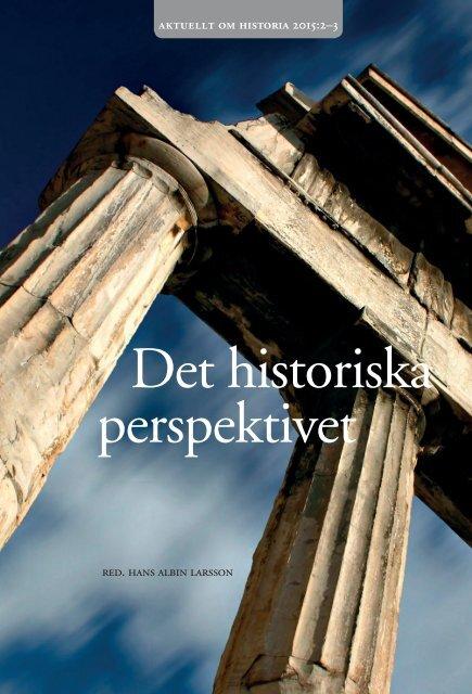 Det historiska perspektivet