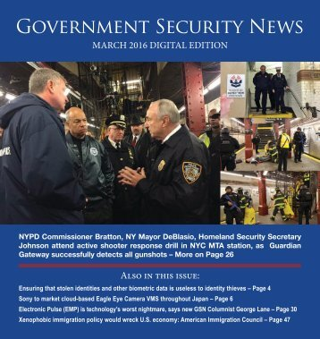 GSN March 2016 Digital Edition