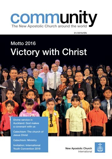 Victory with Christ