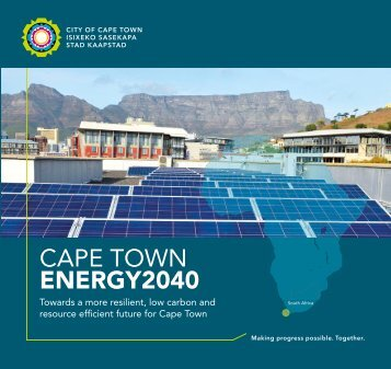 CAPE TOWN ENERGY2040