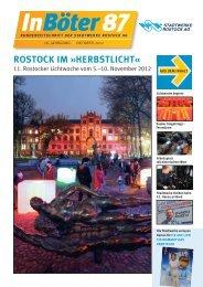 ROSTOCK IM »HERBSTLICHT« - Stadtwerke Rostock AG