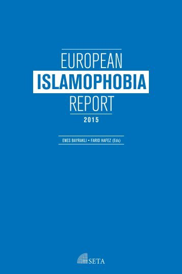ISLAMOPHOBIA REPORT