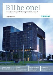 B1 - Oktober 2010 - Siemens