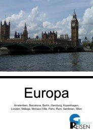 Katalog Europa