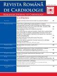 Recomandările Asociaţiei Europene de Ecocardiografie privind ... - Page 3