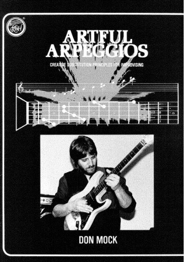 Artful Arpeggios by Don Mock