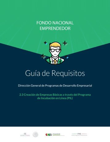 Guía de Requisitos