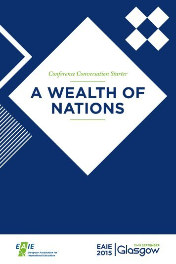 A WEALTH OF NATIONS