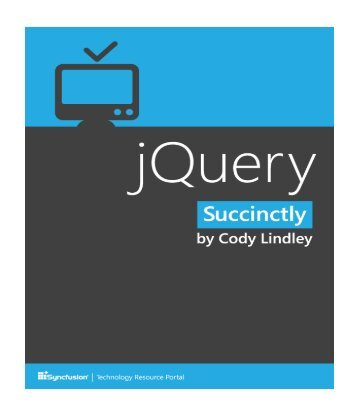 jQuery_Succinctly