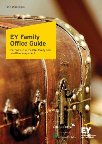 EY Family Office Guide