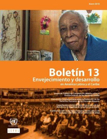 Boletín 13