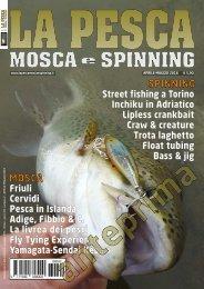 La Pesca Mosca e Spinning 2/2016