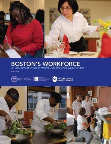 BOSTON'S WORKFORCE