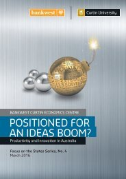 POSITIONED FOR AN IDEAS BOOM?