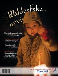 Waldorfske novice - Zima 2013